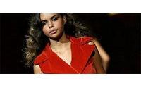 Samantha Harris, 16 ans, premier top-modèle aborigène