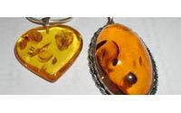 Bijoux : l'ambre a toujours la cote