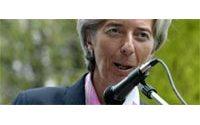 Prêt-à-Porter Paris : Mme Lagarde vient soutenir les exposants français