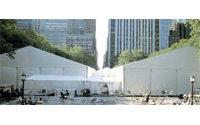 Bryant Park ne veut plus accueillir la semaine de la mode de New York