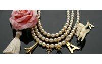 Des bijoux pour l'Hôtel Amour