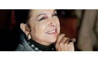 Le Prix Didon d'Or 2006 à Leïla Menchari du groupe Hermès