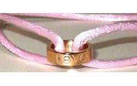 Un bracelet Cartier pour La Voix de l'Enfant