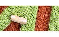 Matali Crasset crée un kit à tricoter