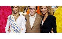 Les robes des finalistes Miss France 2007 dévoilées en avant-première à Lyon