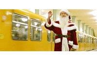 Le magasin de luxe Harrods licencie un père Noël grossier