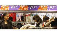 Retail sectors saw growth in December