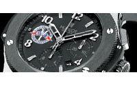 Une montre Hublot à l'effigie du Yacht Club de Courchevel