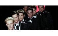 Mode masculine italienne : seul le grand luxe réussit à s'imposer