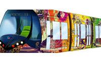 Christian Lacroix habille le tramway de Montpellier