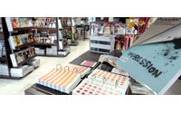 Une librairie de la mode ouvre en  plein cœur de Paris