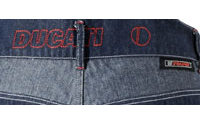 Ducati fonce avec Esquad pour une collection de jeans