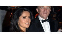 Actress Salma Hayek, billionaire Pinault end wedding plans