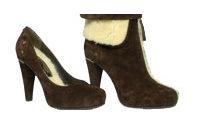 Dsquared2 en marche avec Pollini pour ses chaussures féminines