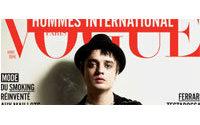Vogue offre un nouveau visage à sa version masculine