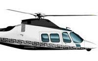 Augusta Westland propose des hélicoptères Versace