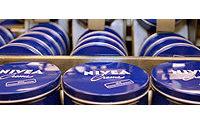 Beiersdorf, fabricant de la crème Nivea, progresse au premier trimestre