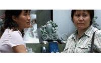 Ancien symbole de la bourgeoisie décadente, le diamant brille en Chine