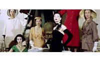 """""""L'Age d'or"""" de la Haute couture exposé à partir de samedi 22/09 à Londres"""
