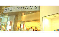 Debenhams discuterait avec des grands magasins européens