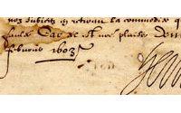 Elevage de vers à soie : une lettre d'Henri IV présentée à Lyon