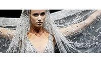 Paris fashionshows : Elie Saab, Georges Chakra, Franck Sorbier