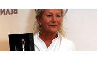 Agnès b. récompensée par un Prix Montblanc de la culture