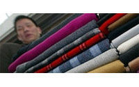 First-time Paris show for China's garment-makers