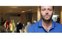 Michael Young invite le plastique sur le célèbre polo Lacoste