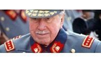 Pinochet's suits on sale - to supporters only