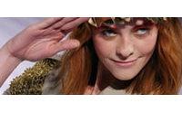 Défilés parisiens : Chanel, Castelbajac et Rykiel