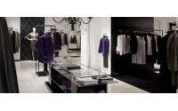 Nouvelle boutique, 1ère collection masculine : Georges Rech s'étoffe