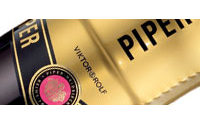 Viktor&Rolf renversent les bulles de Piper-Heidsieck