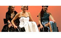 Wheelchairs no bar to beauty, say disabled models