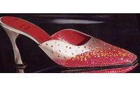 Des souliers couture s'exposent à Montmartre