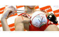 Japanese bra aims to give waste the chop