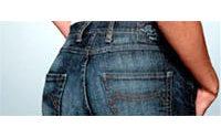 Les jeans Rica Lewis communiquent