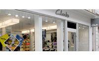 Clarks fait ses premiers pas en propre à Paris