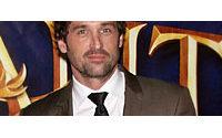 Patrick Dempsey, nouvelle icône de Versace