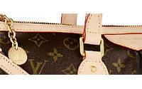 Des objets Vuitton aux enchères