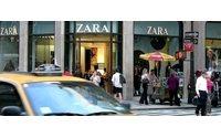 Zara : rallenta crescita degli utili