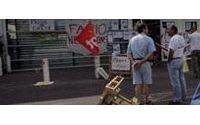 Deux entrepôts Fabio Lucci touchés par des blocages et débrayages