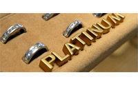 London platinum price reaches record 1,503.50 dlrs an ounce