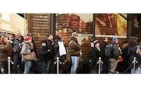 Les détenteurs d'euros font des achats massifs sur la 5e avenue