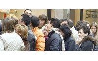 Saldi : al via da Napoli il 2 gennaio