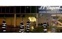 ST Dupont : production affectée par l'incendie à l'usine de Faverges