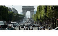 Paris' Champs Elysees succumbing to chain-store invasion