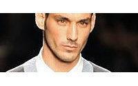 Milan menswear deconstructs classic cuts