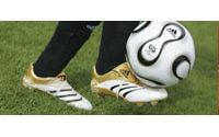 Adidas table sur 1,2 milliard d'euros de recettes grâce au football et à l'Euro 2008