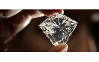 Record diamond to go under hammer in Hong Kong